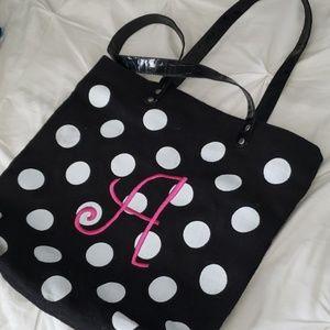 Handbags - Monogrammed Tote